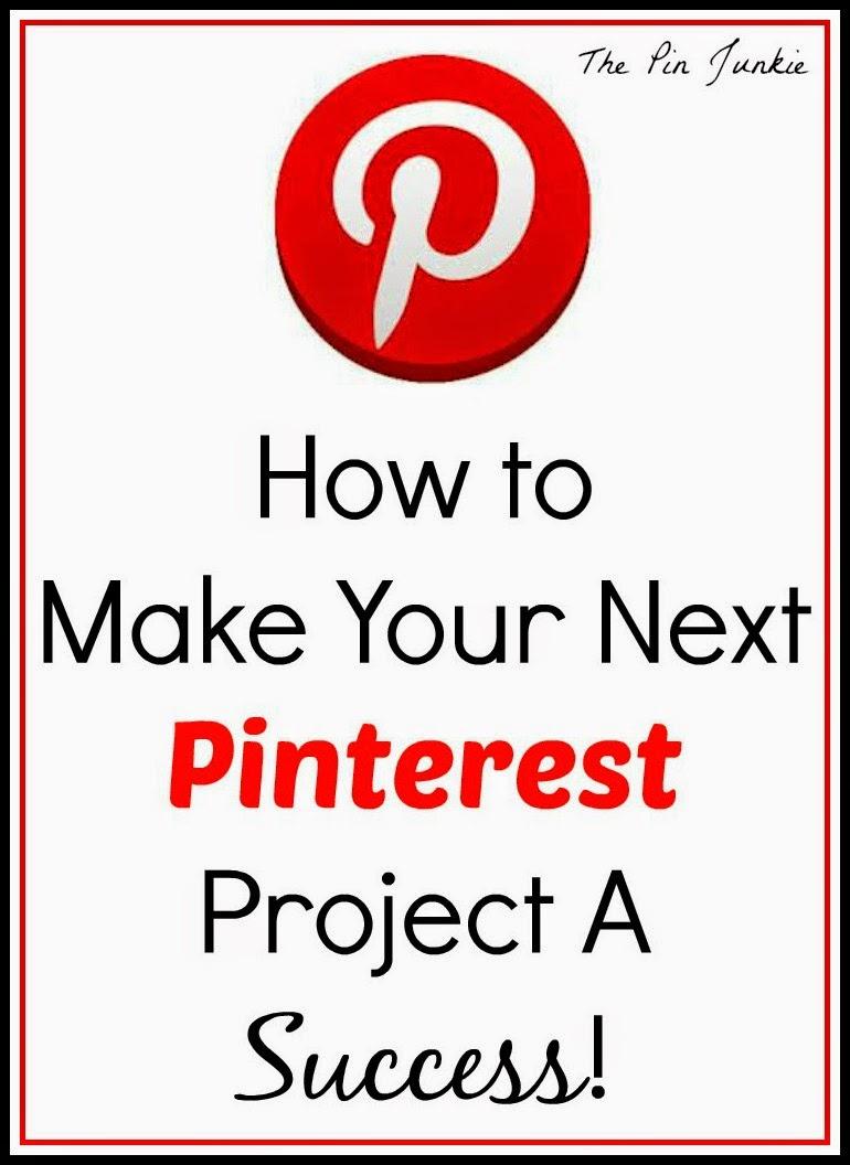 Pinterest project success