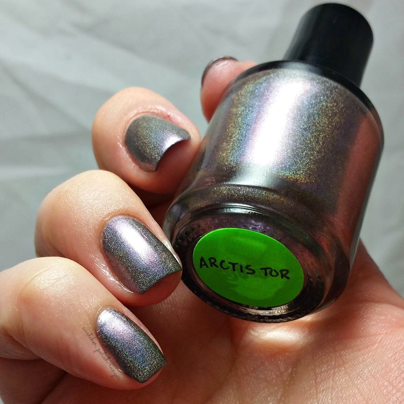 swatcher, polish-ranger | Octopus Party Nail Lacquer Arctis Tor swatch