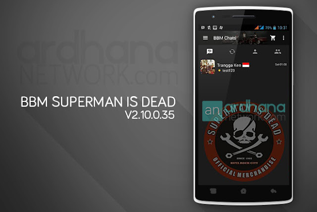 BBM Superman Is Dead V2.10.0.35