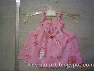 Mini baby dress   wesens-art.blogspot.com