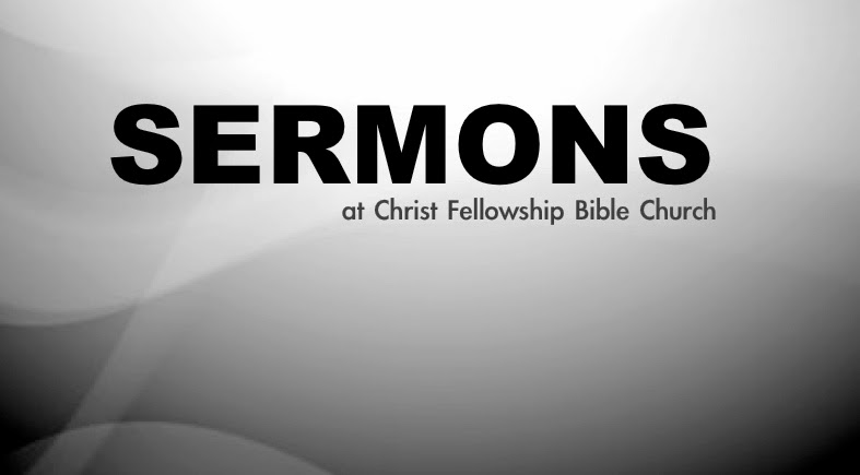Geoff's Sermons at CFBC