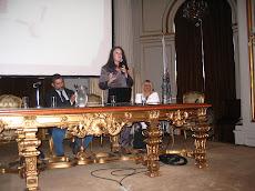 Salón Dorado de la Legislatura de la Ciudad de Buenos Aires