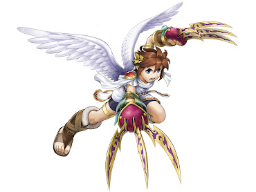 #2 Kid Icarus Wallpaper