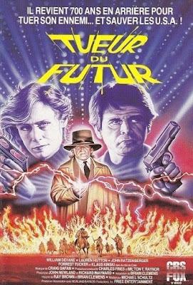 Timestalkers, Misión al futuro, Los cazadores del tiempo, Klaus Kinski, William Devane,  Lauren Hutton