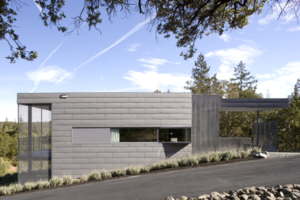 House in Dry Creek Valley