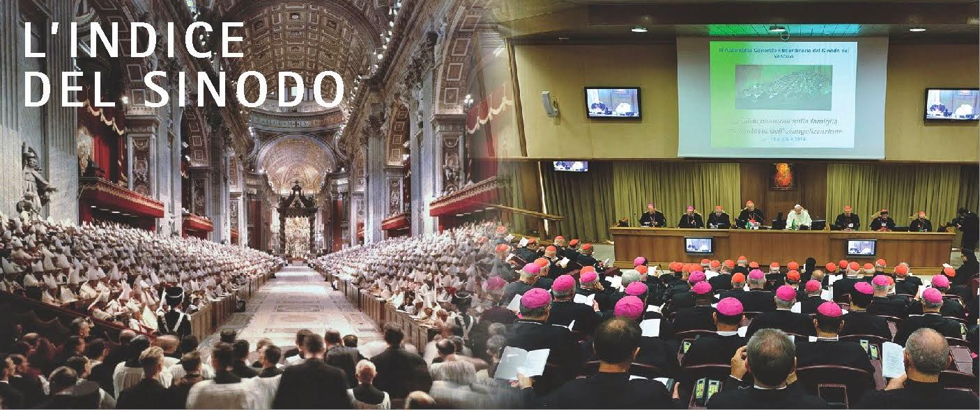 L'Indice del Sinodo