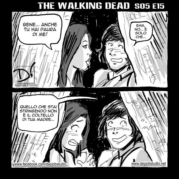 The Walking Dead - 5x15 - Provare (Dayjob Studio)