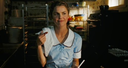 Keri Russell stars in WAITRESS, photographed by Matthew Irving