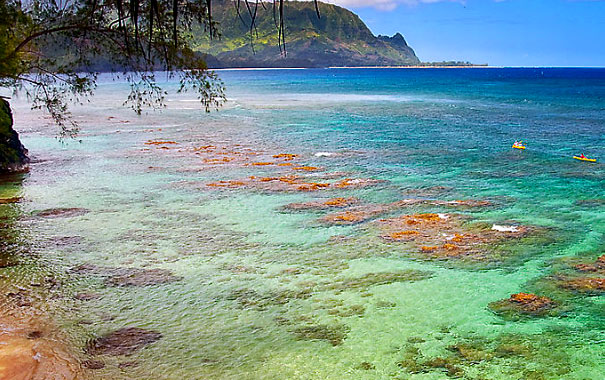 Kauai Beaches - vacation beach guide
