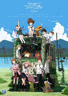 Capitulos de: Digimon Adventure tri