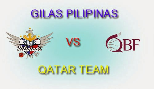 Gilas Pilipinas vs Qatar Game Results, Highlights & Video