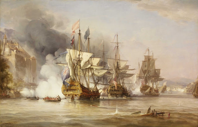 the capture of Portobello