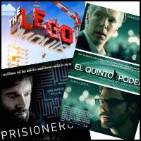 Tanda de Tráilers en castellano: Prisioneros, En el Castillo, El Quinto Poder y Lego: La Película