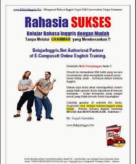 belajar bahasa inggris, kursus bahasa inggris, belajar bahasa inggris gratis