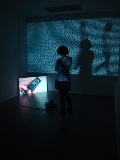 The Love Beyond The Chair, installation view, 2010