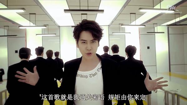 Super Junior-M Swing Kyuhyun