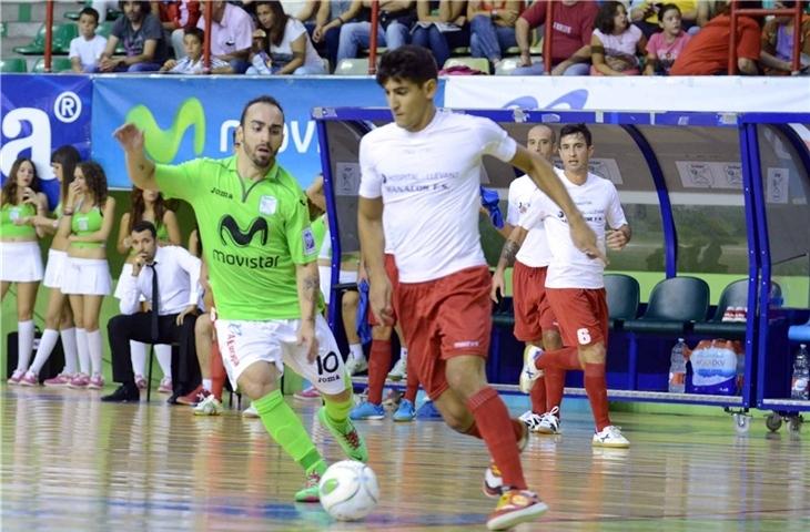 54 gols marcam o início da Liga Espanhola de Futsal 574d8a6796cf3