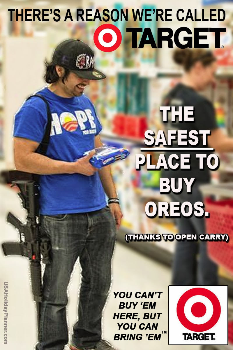Target: The Safest Place to Buy Oreos