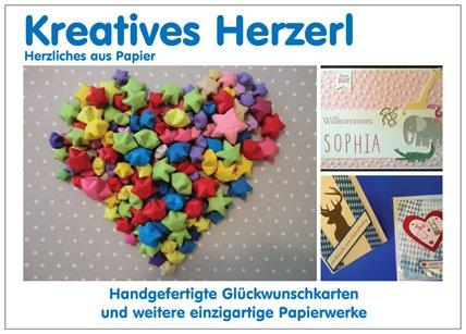 Kreatives Herzerl