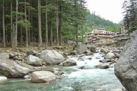 Country Club Manali