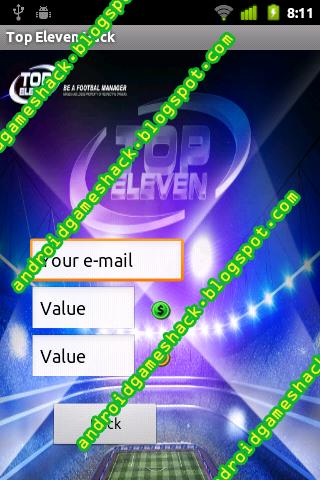 Top eleven hack apk free download