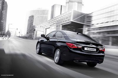 Hyundai Promove Facelift Leve No Sonata Sul Coreano