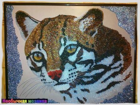 ...бисера, бисерная мозаика, бусины, бусинки, бусинка к бусинке, о бисере, портрет, картина из бисера, схема.