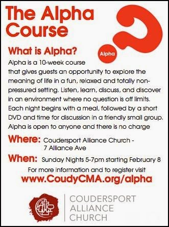 2-8 The Alpha Course
