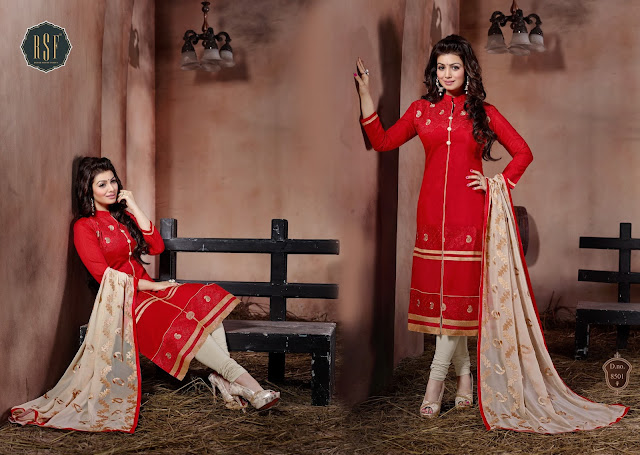 Samayaa Vol – 4 – Chanderi Silk Latest Salwar Suit