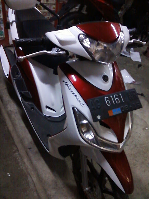 Sticker Ninja Cutting Yamaha Mio Mas