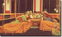 banque, origen, roma, flan, flado, historia, curiosidad