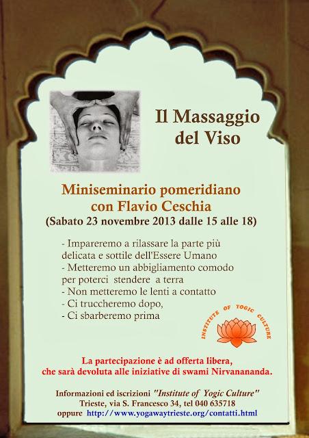 Il Massaggio del Viso