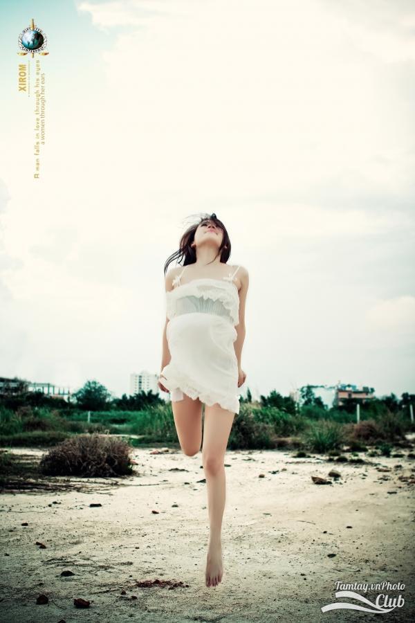 Hình ảnh đẹp thiếu nữ Joanna bức ảnh nghệ thuật nhất