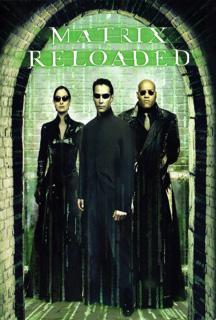 Carátula Matrix Recargado película dvdrip latino