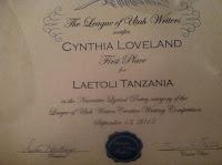 Laetoli, Tanzania