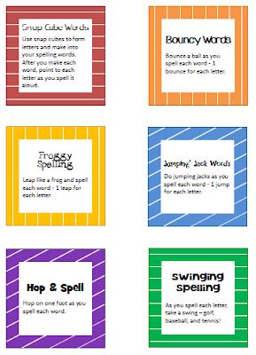 multisensory+spelling+activity+cards+ima