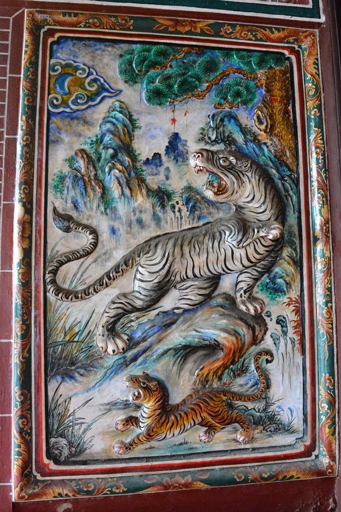 Ting Kwan Tang Phuket tiger