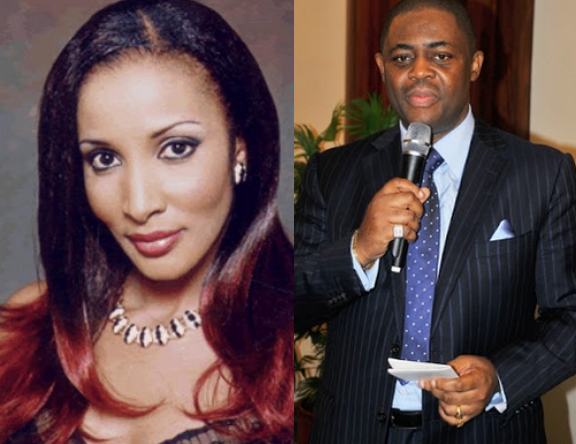 femi fani kayode bianca married