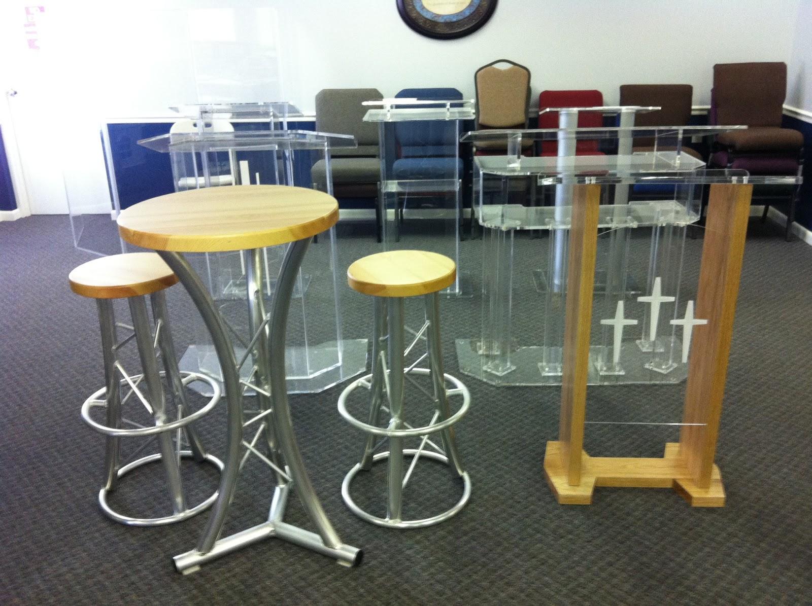Church Furniture: Coffee Shop Trends in Church