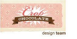 I designed for Crop Chocolate Chocolatiers