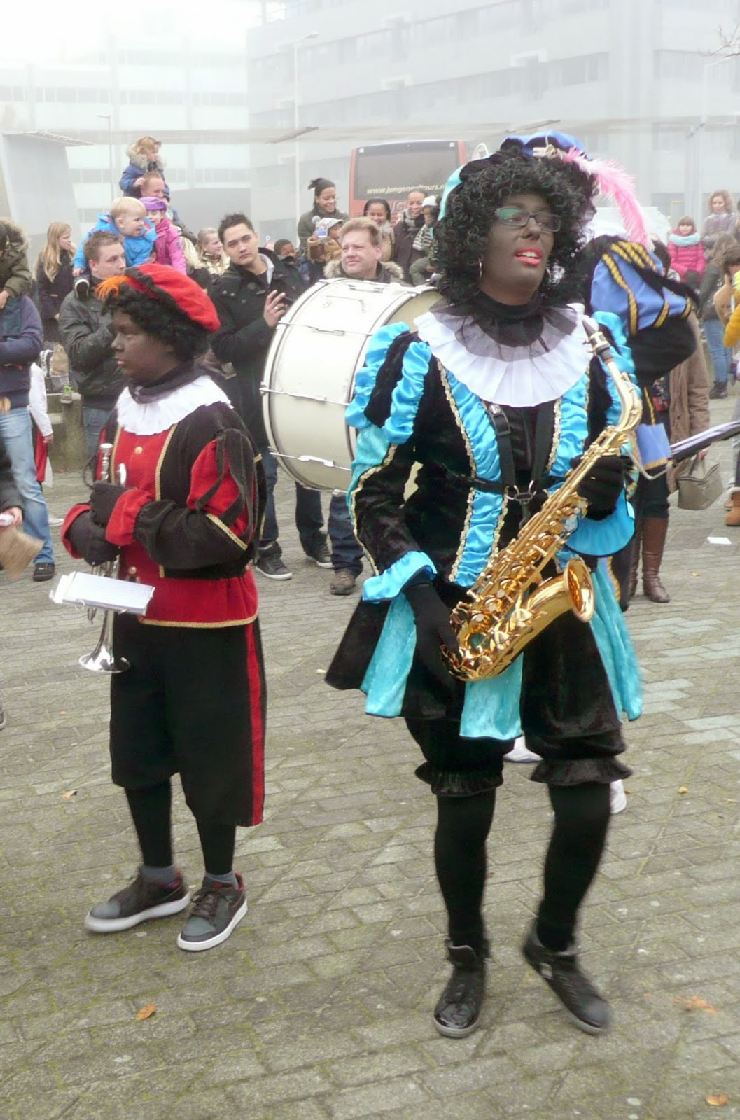 Pieten aiutanti di Sinterklaas