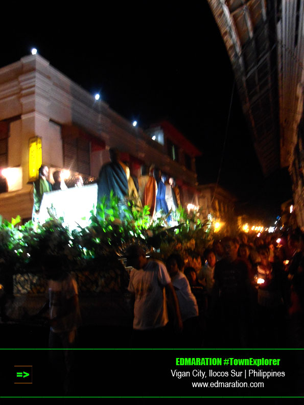 Vigan Holy Week