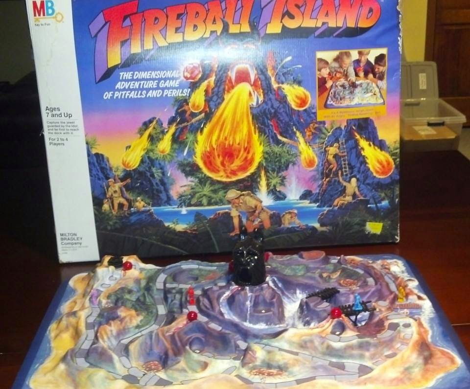 Image result for fireball island