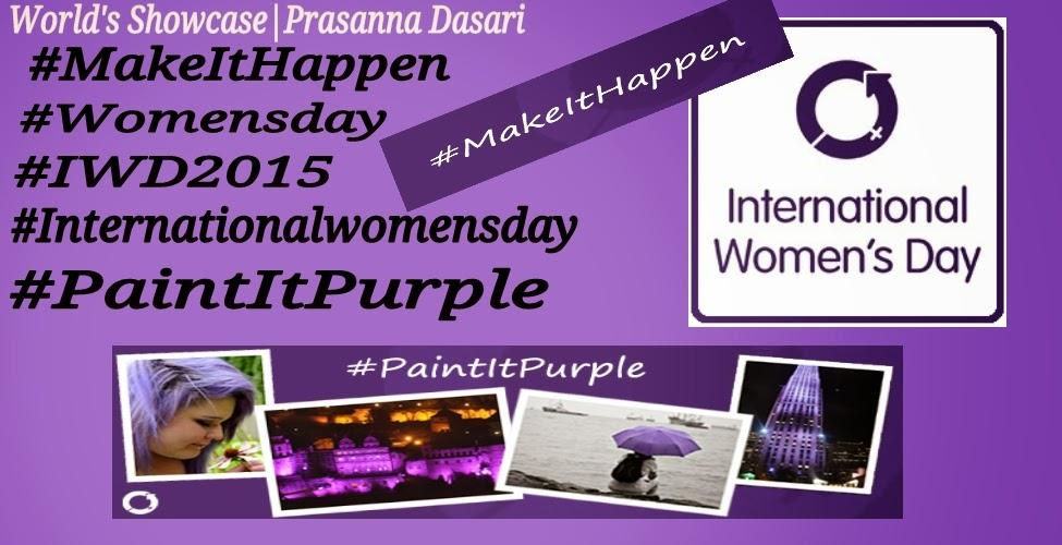 IWD2015-International Women's Day