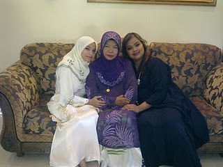 My Mom with Anak &amp; Menantu