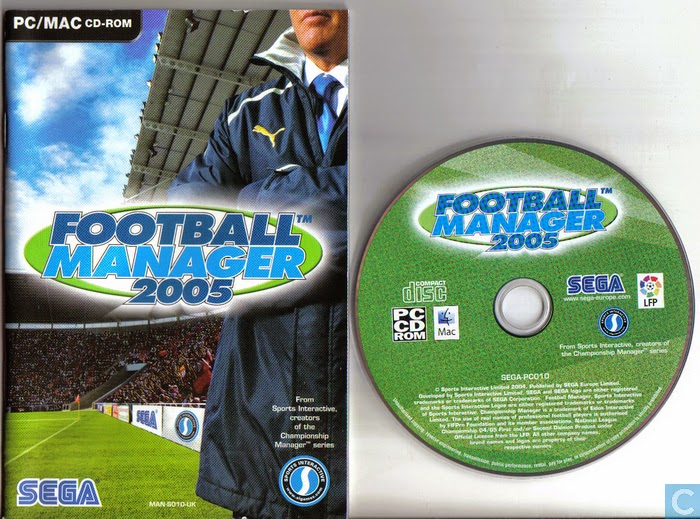 Football Manager 2005 photo
