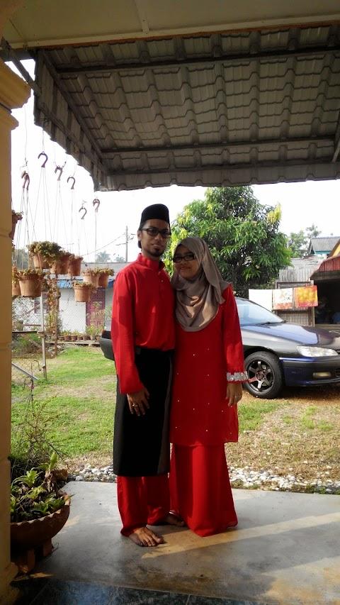 Salam Syawal Dari Mrspuex & Family