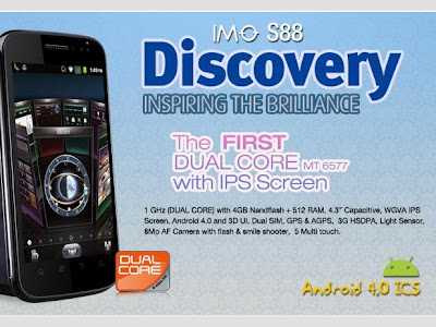 Harga Spesifikasi IMO Discovery Inspiring The Brilliance
