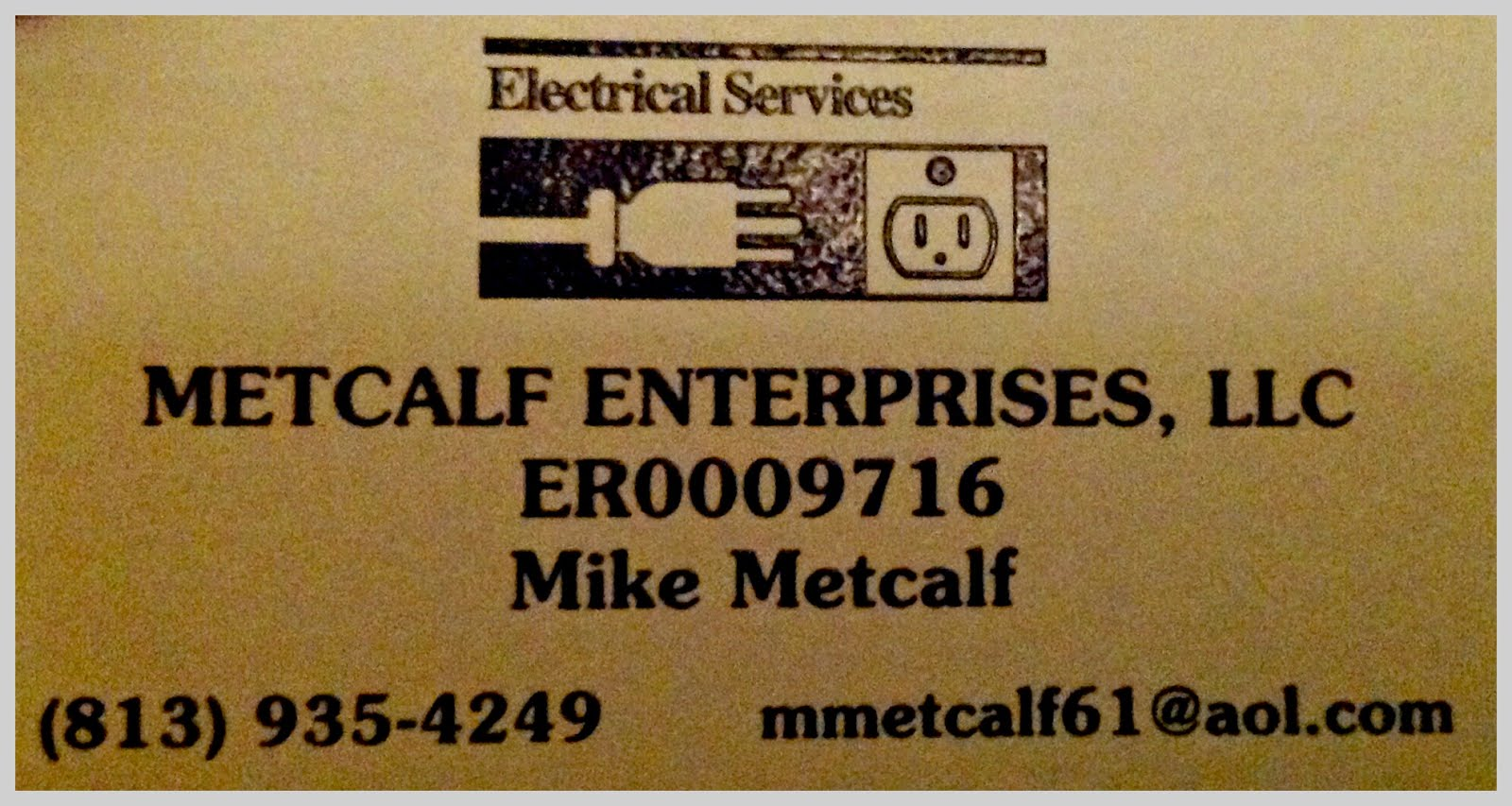 Metcalf Enterprises, LLC