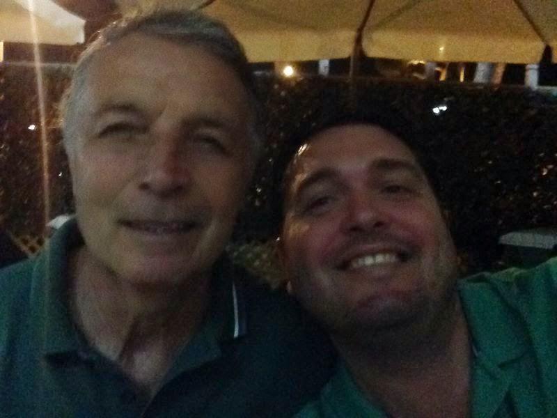 selfie Zio Mario  & Sonny